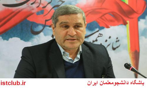 حمیدی: آموزش و پرورش حلقه گمشده استعدادیابی ورزش کشور را پوشش میدهد