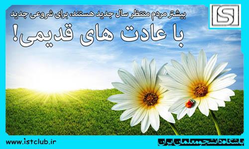 برنامه ریزی تعطیلات عید