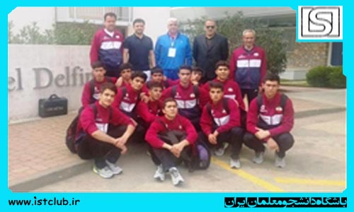تیم فوتسال دانشآموزی ایران با شکست کرواسی به فینال راه یافت