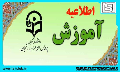 فرم معیارهای امتیاز بندی دانشجویان فار غ التحصیل  استان زنجان