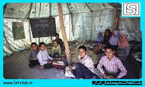 سنجش رایگان کودکان بدو ورود به مدارس عشایر برای تمام دانش آموزان