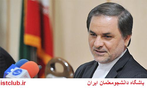 نوشآبادی: حضوربیبیسی در ایران و بازگشایی سفارت انگلیس نشانه اقتدار ماست!