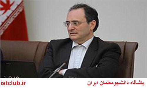مهرمحمدی: شخصیت دانشگاه فرهنگیان با کمک استانداران محقق می شود