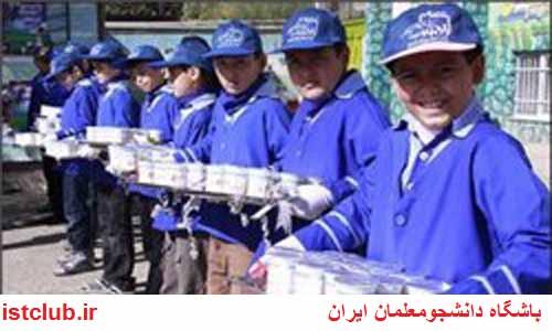 توزیع رسمی شیر مدارس از پایان مهر ماه آغاز می شود