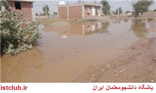سیل در کوهدشت به مدارس روستایی آسیب جزئی وارد کرد/ تمام مدارس دایر است